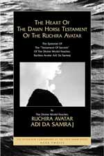 The Heart Of The Dawn Horse Testament Of The Ruchira Avatar